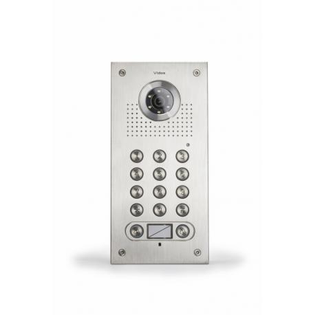 S561D  Stacja bramowa wideodomofonu z zamkiem szyfrowym VIDOS