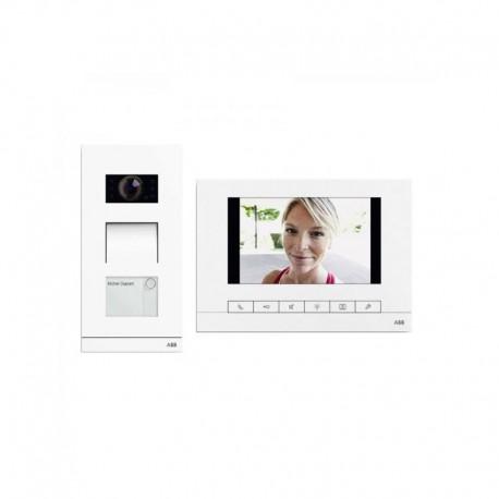 Zestaw wideodomofonu ABB PREMIUM 83021/1-500