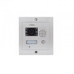 S601 Vidos 1-abonentowy panel bramowy z kamerą