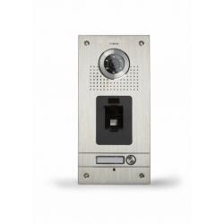 S561Z VIDOS stacja z kamerą z czytnikiem linnii papilarnych