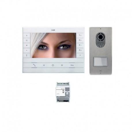 CAME PLACO V i LUXO X1 Zestaw widedomofonowy głośnomówiący