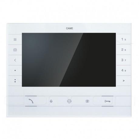 CAME LUXO X2 Zestaw wideodomofonowy cyfrowy z pamięcią