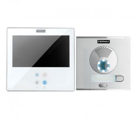 Zestaw wideodomofonowy  Fermax  VDS SMILE 5071  -1 przyciskowy