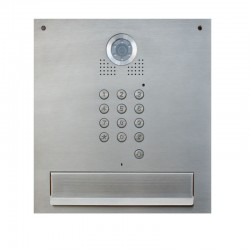 Skrzynka na listy z szyfratorem i kamerą S561D SK Vidos