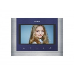 "CDV-70M BLUE monitor 7""  230V AC Commax"