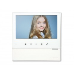 "CDV-70H WHITE monitor 7""  230V AC Commax"