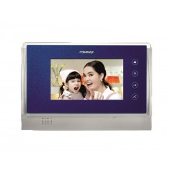 "CDV-70U BLUE monitor 7""  230V AC Commax"