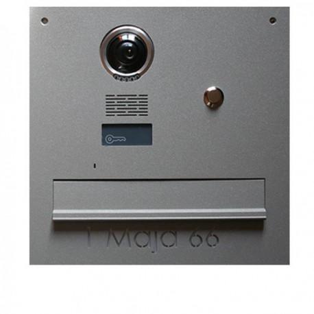 Skrzynka na listy z napisem do kamery Kenwei KW 1380 EMC