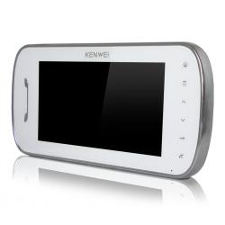 """KW-E703FC-W /  KW-E703FC-B monitor głośnomówiący 7"""""""