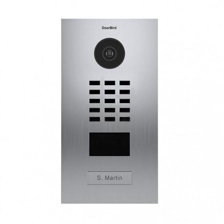 DOORBIRD D2101V wideodomofon IP z czytnikiem RFID