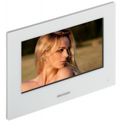 Monitor IP Hikvision DS-KH6320-WTE1-W